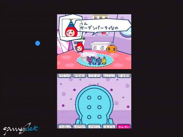 Tamagotchi Connexion: Corner Shop (DS)  Archiv - Screenshots - Bild 2
