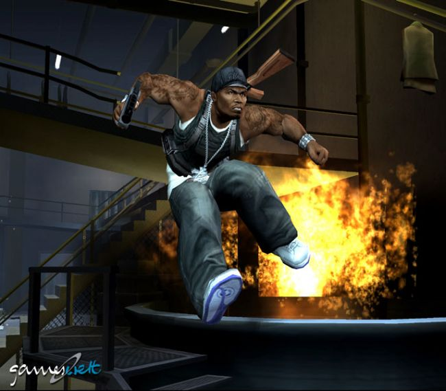 50 Cent: Bulletproof  Archiv - Screenshots - Bild 2