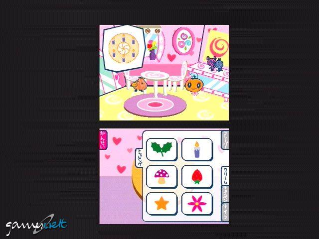 Tamagotchi Connexion: Corner Shop (DS)  Archiv - Screenshots - Bild 6