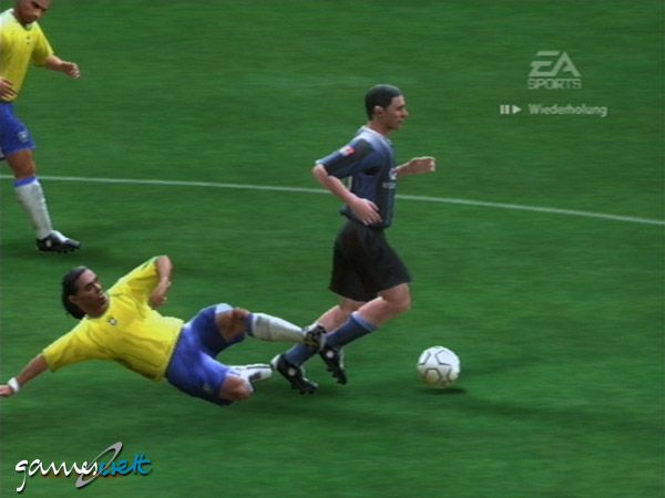 FIFA 06  Archiv - Screenshots - Bild 12