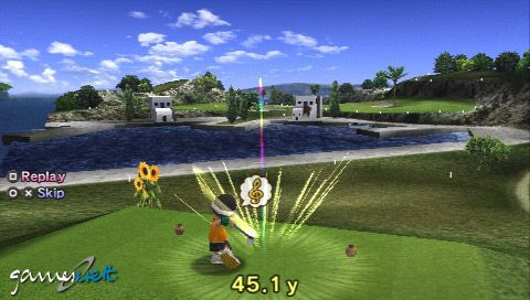 Everybody's Golf (PSP)  Archiv - Screenshots - Bild 7