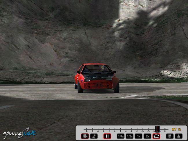 Cross Racing Championship 2005  Archiv - Screenshots - Bild 11