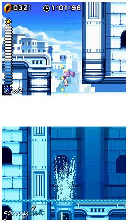 Sonic Rush (DS)  Archiv - Screenshots - Bild 20