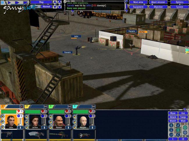 UFO: Aftershock  Archiv - Screenshots - Bild 9