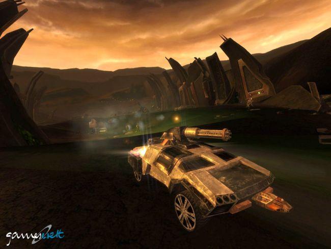 Auto Assault  Archiv - Screenshots - Bild 69
