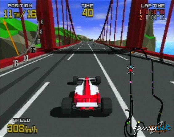 Sega Classics Collection  Archiv - Screenshots - Bild 8