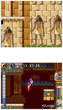 Sonic Rush (DS)  Archiv - Screenshots - Bild 12