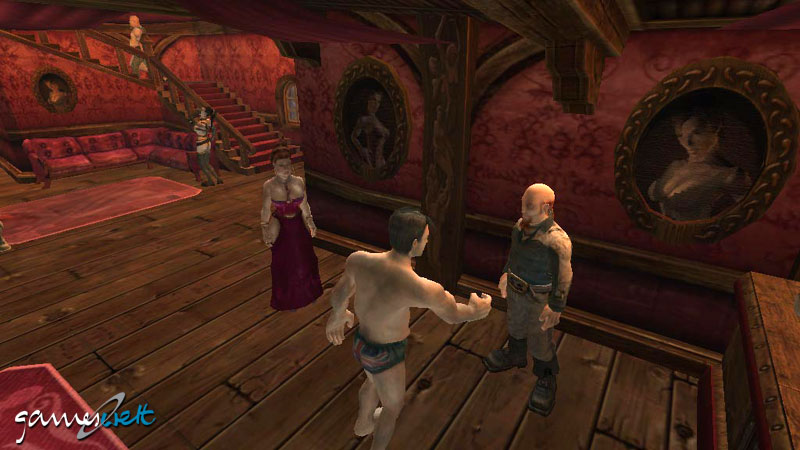 How do you have sex in fable ii amusing
