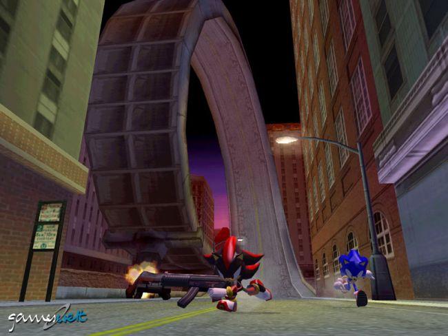 Shadow the Hedgehog  Archiv - Screenshots - Bild 26