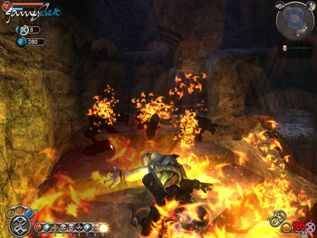 Fable: The Lost Chapters  Archiv - Screenshots - Bild 11