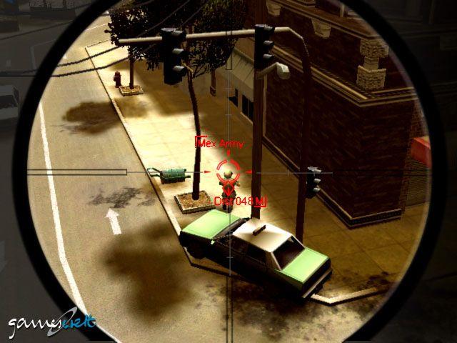 Ghost Recon: Advanced Warfighter  Archiv - Screenshots - Bild 15