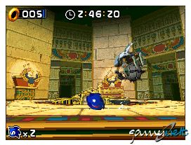 Sonic Rush (DS)  Archiv - Screenshots - Bild 17