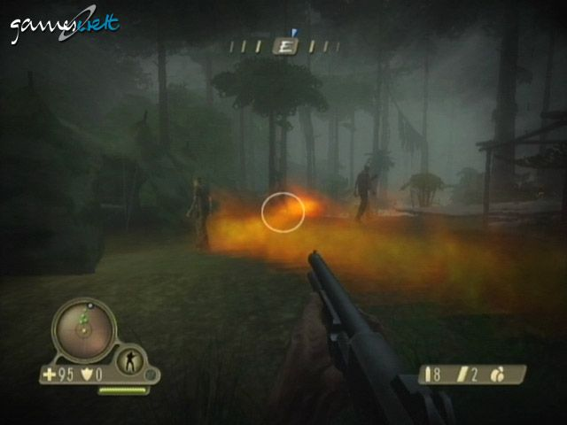 Far Cry Instincts  Archiv - Screenshots - Bild 24