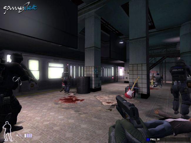 SWAT 4: The Stetchkov Syndicate  Archiv - Screenshots - Bild 13