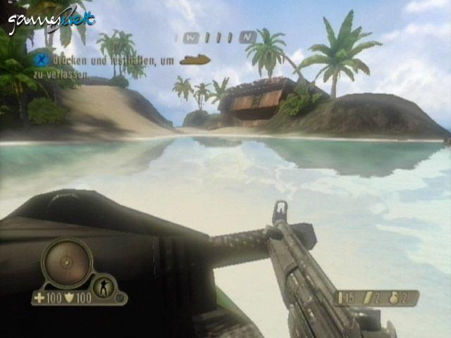 Far Cry Instincts  Archiv - Screenshots - Bild 28