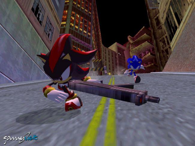 Shadow the Hedgehog  Archiv - Screenshots - Bild 23