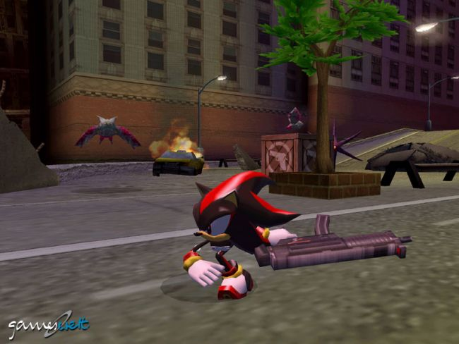 Shadow the Hedgehog  Archiv - Screenshots - Bild 17