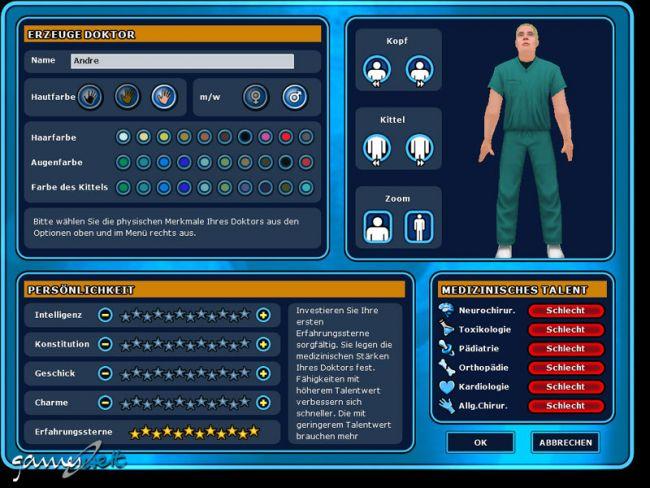 Emergency Room (ER)  Archiv - Screenshots - Bild 2
