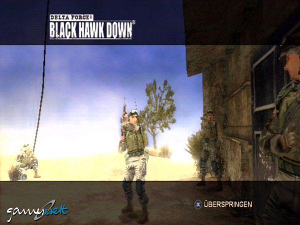 Delta Force: Black Hawk Down  Archiv - Screenshots - Bild 2