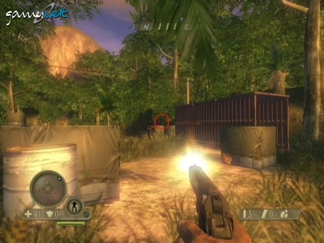 Far Cry Instincts  Archiv - Screenshots - Bild 26
