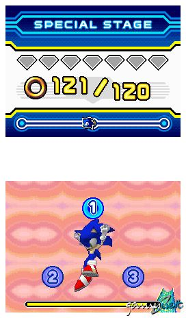 Sonic Rush (DS)  Archiv - Screenshots - Bild 4