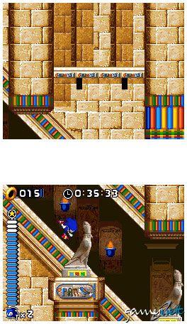 Sonic Rush (DS)  Archiv - Screenshots - Bild 13