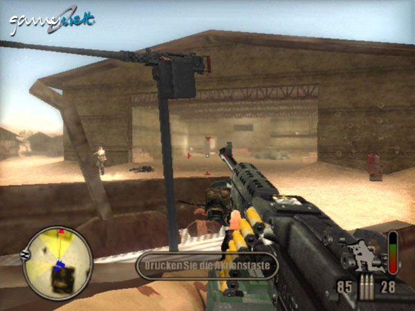 Delta Force: Black Hawk Down  Archiv - Screenshots - Bild 6