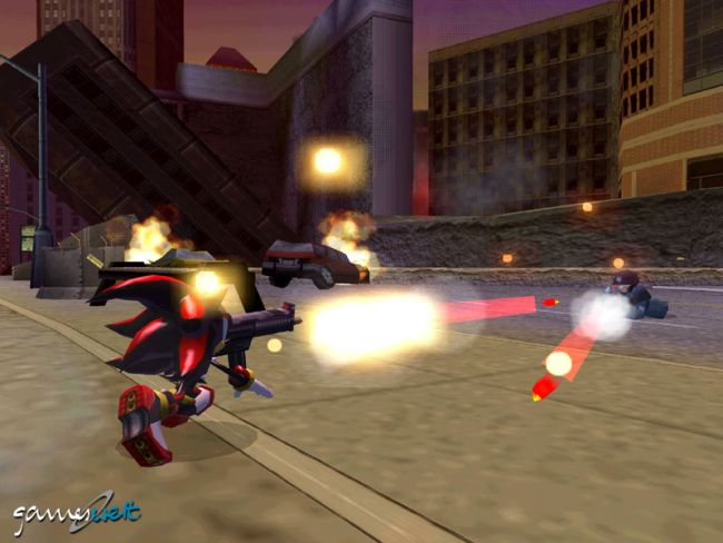 Shadow the Hedgehog  Archiv - Screenshots - Bild 19