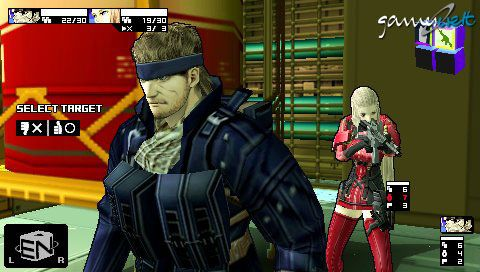 Metal Gear Acid 2 (PSP)  Archiv - Screenshots - Bild 15