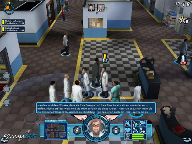 Emergency Room (ER)  Archiv - Screenshots - Bild 8