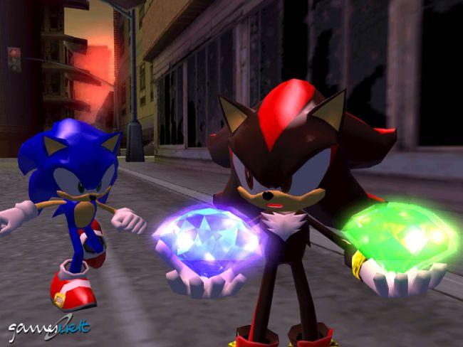 Shadow the Hedgehog  Archiv - Screenshots - Bild 10