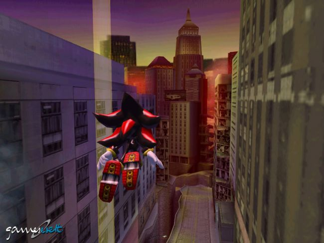 Shadow the Hedgehog  Archiv - Screenshots - Bild 18