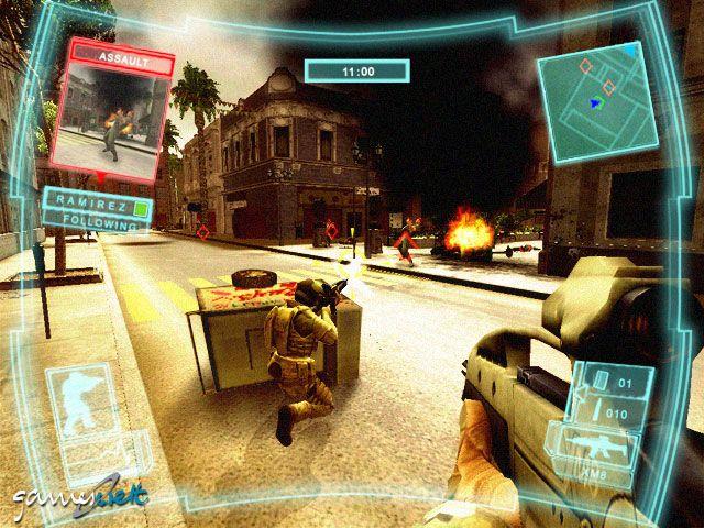 Ghost Recon: Advanced Warfighter  Archiv - Screenshots - Bild 23