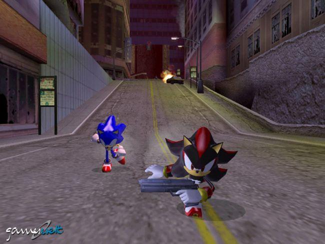 Shadow the Hedgehog  Archiv - Screenshots - Bild 20
