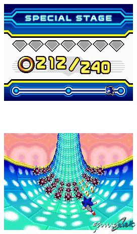 Sonic Rush (DS)  Archiv - Screenshots - Bild 3
