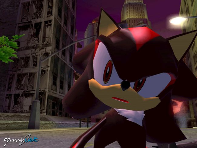 Shadow the Hedgehog  Archiv - Screenshots - Bild 15