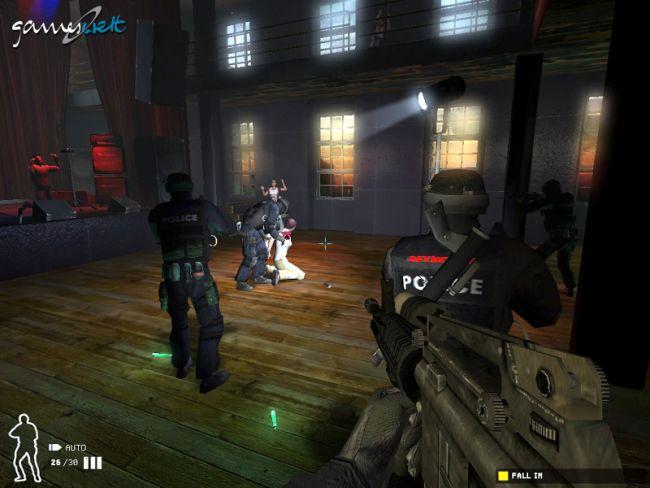 SWAT 4: The Stetchkov Syndicate  Archiv - Screenshots - Bild 18