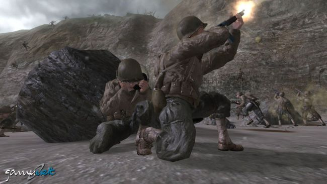 Call of Duty 2  Archiv - Screenshots - Bild 17