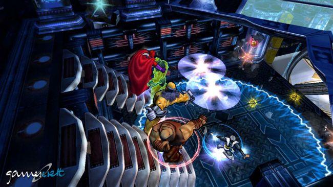 X-Men Legends 2: Rise of Apocalypse  Archiv - Screenshots - Bild 11