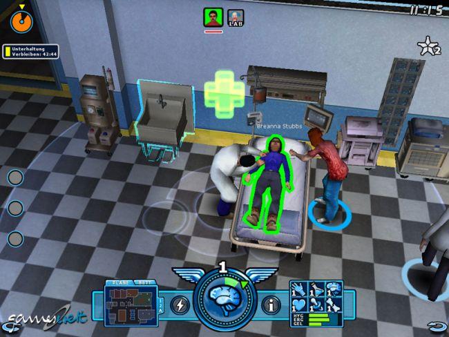 Emergency Room (ER)  Archiv - Screenshots - Bild 5