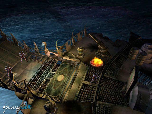 X-Men Legends 2: Rise of Apocalypse  Archiv - Screenshots - Bild 15