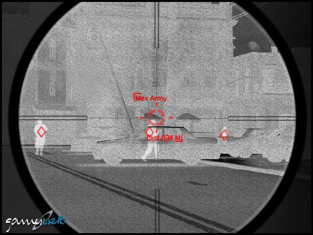 Ghost Recon: Advanced Warfighter  Archiv - Screenshots - Bild 19