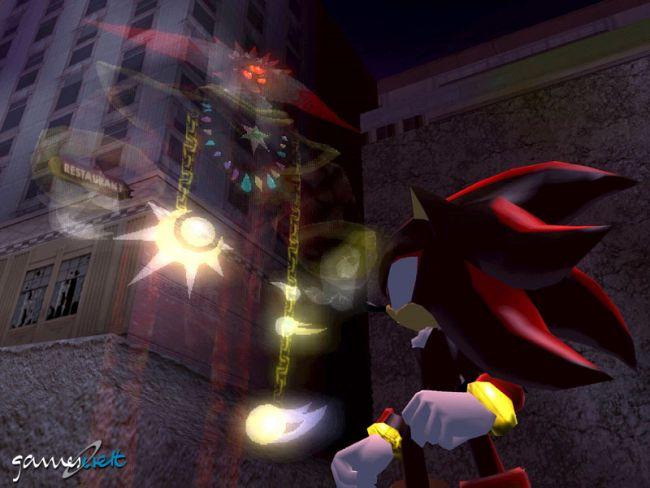 Shadow the Hedgehog  Archiv - Screenshots - Bild 8