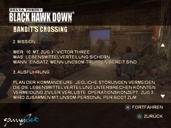 Delta Force: Black Hawk Down  Archiv - Screenshots - Bild 4