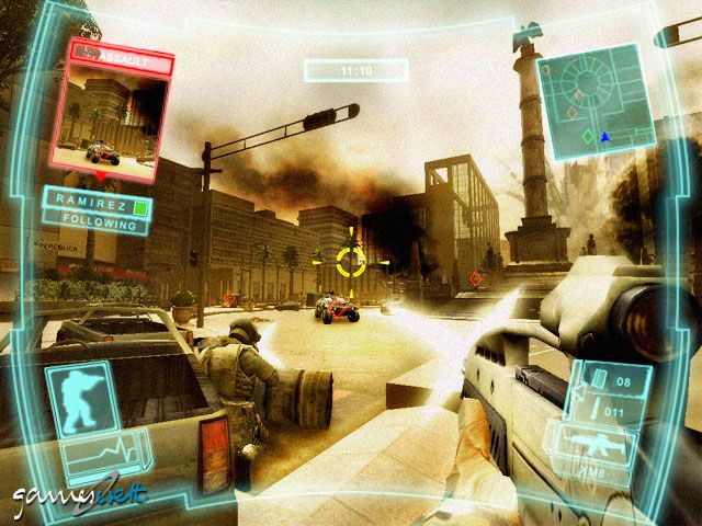 Ghost Recon: Advanced Warfighter  Archiv - Screenshots - Bild 24