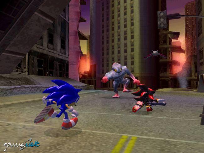 Shadow the Hedgehog  Archiv - Screenshots - Bild 25