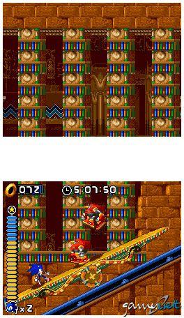 Sonic Rush (DS)  Archiv - Screenshots - Bild 15