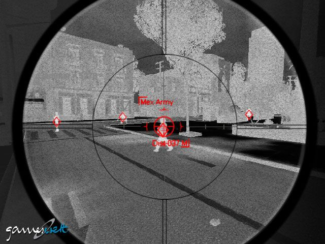Ghost Recon: Advanced Warfighter  Archiv - Screenshots - Bild 14
