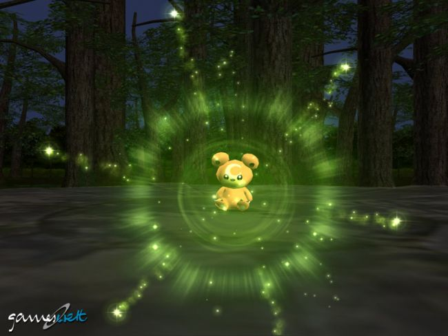 Pokemon XD: Gale of Darkness  Archiv - Screenshots - Bild 2