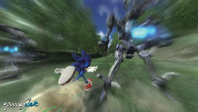 Sonic the Hedgehog  Archiv - Screenshots - Bild 20